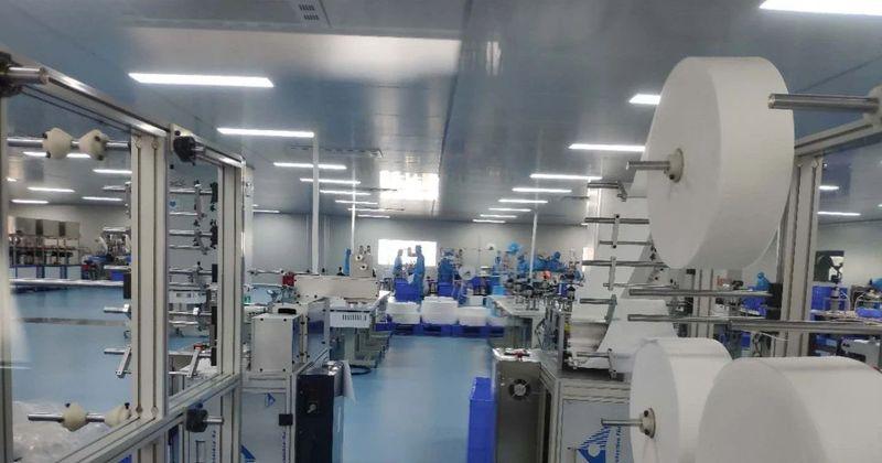 口罩厂升级记:500多方医用口罩厂建设案例