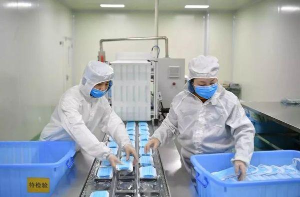 如何筹建一家口罩工厂?实图展示口罩生产过程